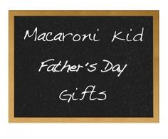 Father's Day is quickly approaching on Sunday, June 17th.  Are you stuck on what to get the special Dad in your life?  We have uncovered some local ideas you may not have thought about. So, shop local and celebrate the dads in your life!  http://overlandpark.macaronikid.com/article/293932/fathers-day-gifts