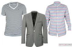 Stripes   StyleCard Fashion Portal  http://style-card.co.uk/portal/2013/04/mens-monday-trends-stripes/