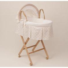 Funna Baby Best Friends Hasır Sepet Beşik 299,00 TL ve ücretsiz kargo ile n11.com'da! Funna Baby Beşik fiyatı Bebek Odası