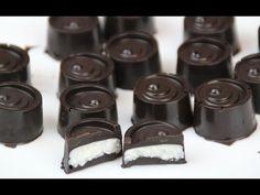 ▶ Pralinen wie Bounty selber machen Rezept | Der Bio Koch #616 - YouTube