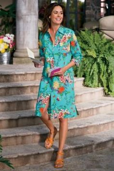 Spring Time Dress from Soft Surroundings