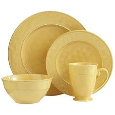 Martillo Dinnerware - Mango. I love this set! its so country and antique looking. Im in LOVE!!