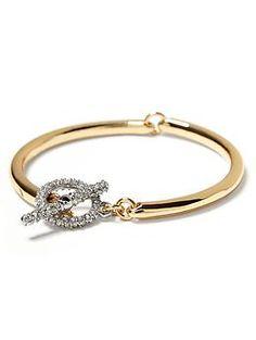 Gilded Sparkle Bracelet