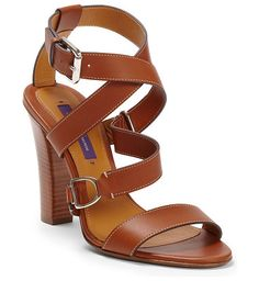 On SALE at 73% OFF! landry calfskin sandal by Ralph Lauren. A beautiful example of American design and Italian artistry, the Landry sandal artfully wraps the top of the foot in ...