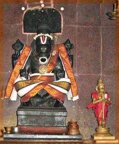YOGA ANJANEYAR TEMPLE, KORATUR, யோக ஆஞ்சநேயர் கொரட்டூர்.  http://www.trinethram-divine.com/2011/09/yoga-anjaneyar-temple-koratur.html