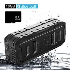 Save 70% on AMAZON with code JSVHIZFG Pinned on 10/08/2018 Waterproof Bluetooth Speakers, Portable Outdoor Speakers, Wireless Loud Speakers with Superior Bass, Stereo, SHIDU (Black 2) Car Tracking Device, Gps Tracking, Stereo Speakers, Bluetooth Speakers, Passive Subwoofer, Waterproof Bluetooth Speaker, Outdoor Speakers, Bass, Amazon