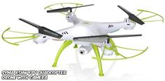 Syma X5HW FPV Quadcopter Drone with Camera Giveaway