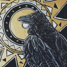 Hey, I found this really awesome Etsy listing at https://www.etsy.com/listing/174222527/raven-cross-stitch-kit-by-lynnette