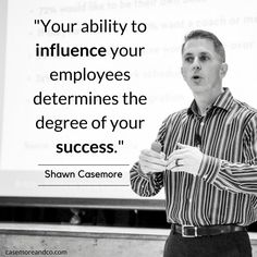 Do YOU have the ability? #influence #leader #CEO #boss