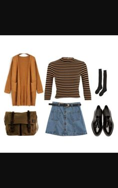 Hong seol inspired outfit