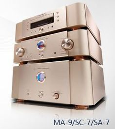 Top of the range Marantz