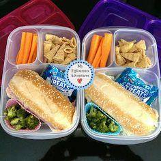My Epicurean Adventures: Rest Stop Lunches