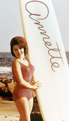 RIP, Annette Funicello (Photo: Everett Collection)
