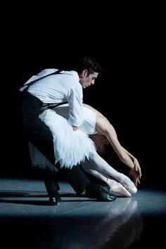 Leanne Stojmenov and Andrew Killian. #dance