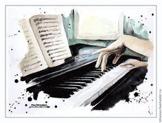 фортепиано графика: 16 тыс изображений найдено в Яндекс.Картинках