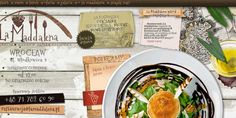 30个美食餐饮类创意网站设计