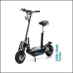 SXT 1000W TURBO Electric Scooter