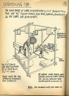 """Nomadic Furniture:"" DIY Designs from the 1970s"