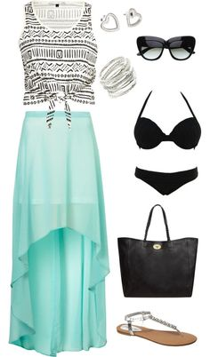 swimsuit/outfit!