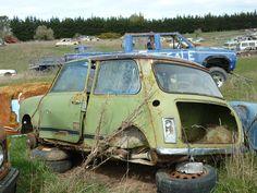 green rusted mini ( 1 / 2 )