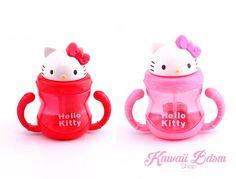 Hello Kitty Sippy Cup –   Kawaii Bdsm // Worldwide Free & Discreet Shipping