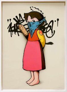 Artist: Kennyrandom #streetart