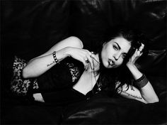 Francis Bean Cobain ~ All grown up ~ Photo from Hedi Slimane Diary.