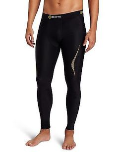 0247882cef Compression and Base Layers 179825: 2Xu Mens Large Hyoptik Compression  Tights *Steel/Black Reflective* BUY IT NOW ONLY: $55.0 | Pinterest | Tights