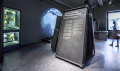 Latvians in World War I exhibiton by H2E, Riga – Latvia » Retail Design Blog