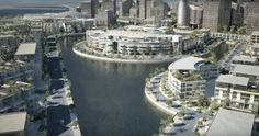 11 awe-inspiring African cities that are changing the face of urban living in the future.
