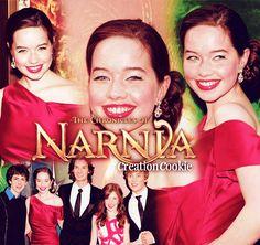 creationcookie: ►►Anna Popplewell premiere New York Narnia et le prince caspian datant de 2008
