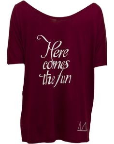 I need this shirt! A Tri Delt take on one of my fave George Harrison songs? Fantastic <3