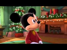 mickey christmas in spanish