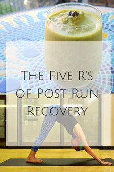 The Five R'sof Post Run Recovery. Make sure that you are taking care of your body after a long run or workout! http://suzlyfe.com/five-rs-post-run-recovery-running-coaches-corner-15