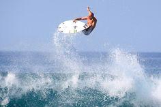 Shane Dorian flying