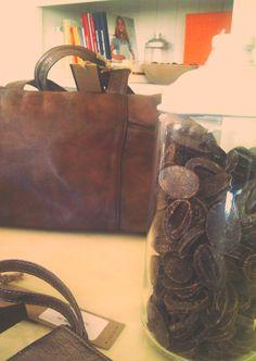 Chocolate is the best inspiration ever #miatrends #mialuis