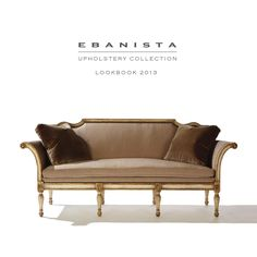 There is no absence of personality when it comes to our furniture and the upholstery collection. Every piece abounds with it – from the finishes and carvings to the trims and textiles.  Known as the resource to the most influential designers, Ebanista celebrates luxury and sophistication with ease via their upholstery collection.