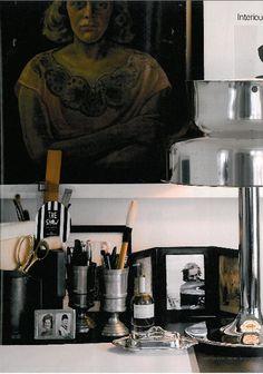 /\ /\ . Malene Birger at home
