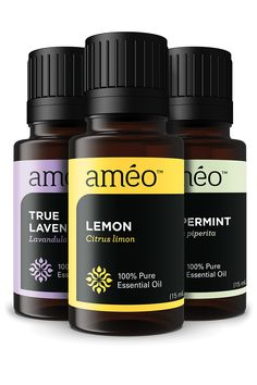 Améo® Essential Oils | Zija International