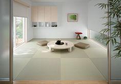 畳×モダン和室