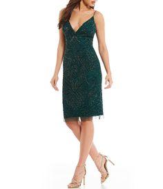 02eca22fd0e Shop for Gianni Bini Carly Beaded Slip Dress at Dillards.com. Visit  Dillards.