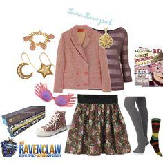 Luna Lovegood Outfit