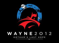 10 Hilarious Designs for the 2012 Presidential Race, like this one by Shokxone Studios