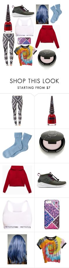 """""""Friday night run"""" by hailey-smith-13 ❤ liked on Polyvore featuring Manic Panic NYC, Pure Collection, Rituel de Fille, New Balance and Vera Bradley"""