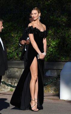 Off Should Prom Dress Floor-length Party Dress A-line Velvet Evening Dresses Elegant Dresses, Sexy Dresses, Beautiful Dresses, Fashion Dresses, Couture Dresses, Sexy Gown, Gala Dresses, Prom Dresses Black Long, Dress Long