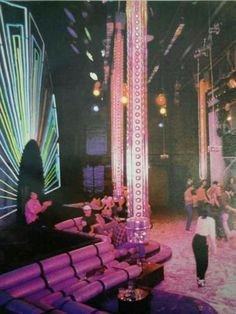 Oh the parties that went down at Studio 54 in New York City!