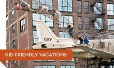 Kid Friendly vacations