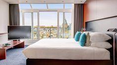 Een kamer met uitzicht - Hampshire Hotel - 108 Meerdervoort Den Haag