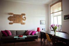 Freunde von Freunden — Sarah Illenberger — Illustratorin, Apartment, Berlin - Prenzlauer Berg — http://www.freundevonfreunden.com/interviews/sarah-illenberger/