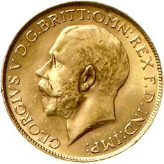 Georg V. 1910-1936. sovereign 1926 SA. Seaby 4005. extremley fine    Dealer  Teutoburger Münzauktion & Handel GmbH    Auction  Minimum Bid:  300.00 EUR